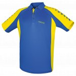 ARROWS Hemd blau/gelb 5XS-5XL