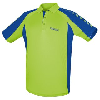 Hemd ARROWS blau/neongrün 5XS-5XL