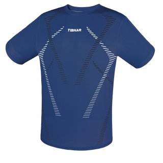 T-Shirt CROSS blau 5XS-5XL